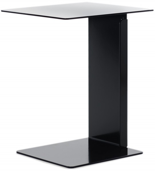 Beistelltisch HILLROY schwarz Tisch