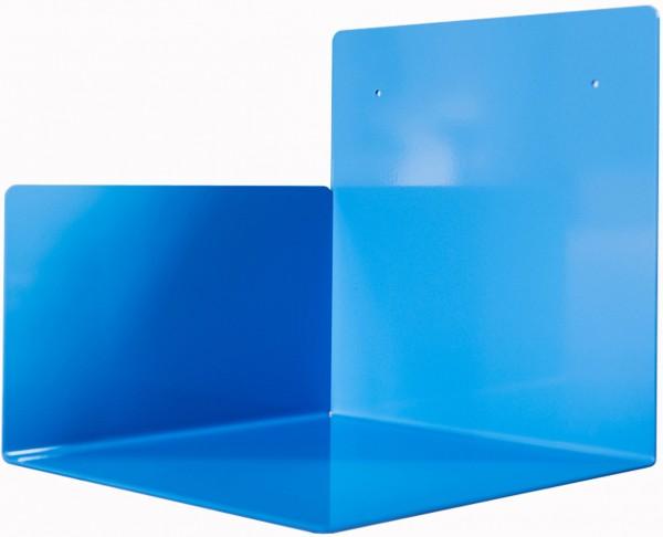 Regalsystem ELMOND Regalelement blau